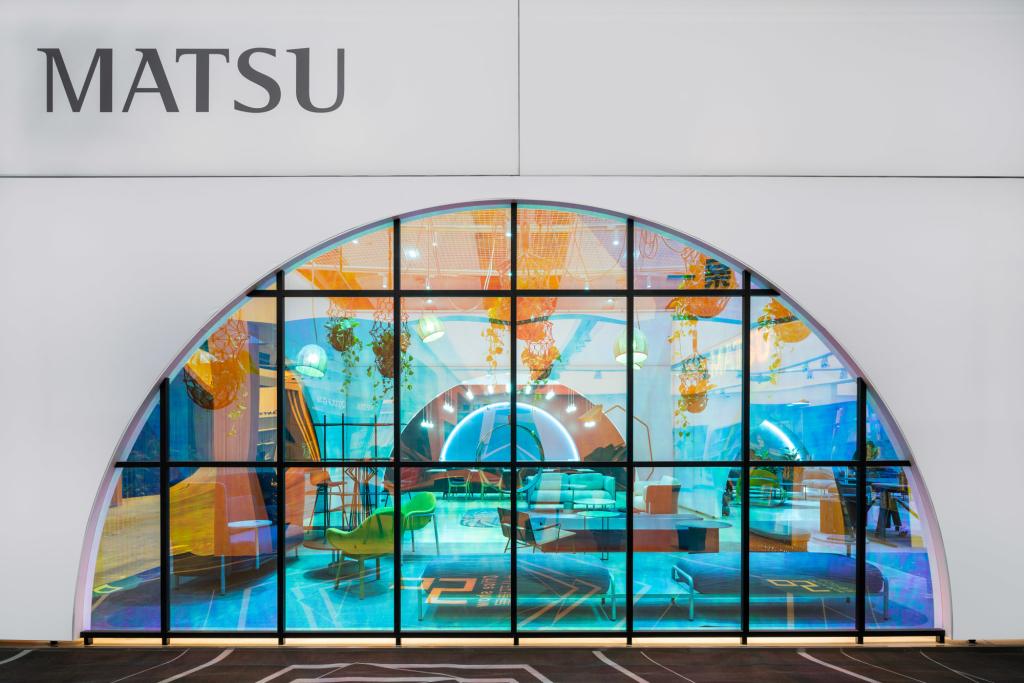 MATSU GuangChou Showroom